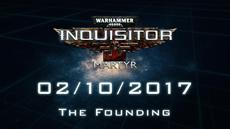 Warhammer 40,000: Inquisitor - Martyr - Tritt der Inquisition bei!