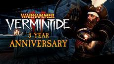 Warhammer Vermintide 2 Celebrate 3 Years on Steam