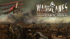 Warm up the engines as Warplanes: WW1 Sky Aces is getting ready to invade Nintendo Switch<sup>&trade;</sup> on December 11th of this year!