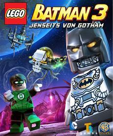 Warner Bros. Interactive Entertainment, TT Games und The Lego Group betreten Neuland in LEGO<sup>&reg;</sup> BATMAN<sup>&trade;</sup> 3: Jenseits von Gotham