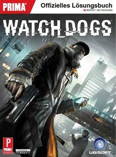 Watch Dogs Lösungsbuch Launch Announcement