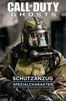 Weitere Charaktere und Möglichkeiten zur Individualisierung in Call of Duty: Ghosts