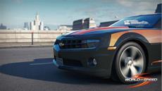 World of Speed - Neue Bilder des Chevrolet Camaro SS