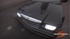 World of Speed - Neue Bilder des Mercedes-Benz 190E 2.5-16 Evolution