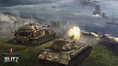 World of Tanks Blitz - 5jähriges Jubiläum bei über 120 Mio Downloads