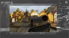 World of Tanks Entwicklerteam enthüllt neue Grafik