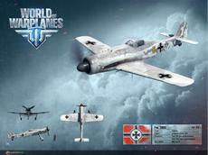 World of Warplanes - Ankündigung Update 1.1mit Focke-Wulfs