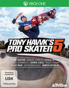Tony Hawk's<sup>&reg;</sup> Pro Skater<sup>&trade;</sup> 5: Neues Behind-The-Scenes Video