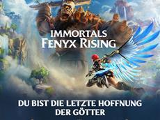 Immortals Fenyx Rising<sup>&trade;</sup> ab sofort verf&uuml;gbar