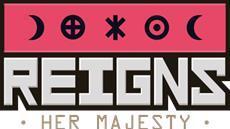 Zukunfts-Wischen! Reigns: Her Majesty für PC, iOS und Android veröffentlicht