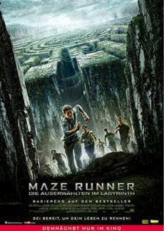 Zwei Filmclips und neue Szenenbilder zu MAZE RUNNER - DIE AUSERWÄHLTEN IM LABYRINTH (Kinostart: 16. Oktober 2014)