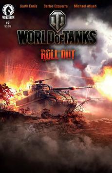 """Zweite Ausgabe des """"World of Tanks: Roll Out!""""-Comics verfügbar"""